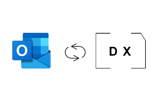 outlook and docuxplorer
