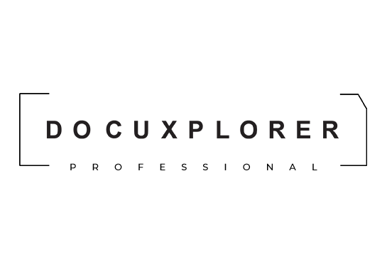 DocuXplorer Professional Logo
