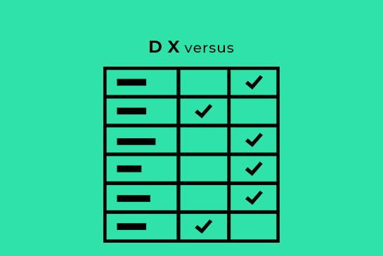 docuxplorer comparison