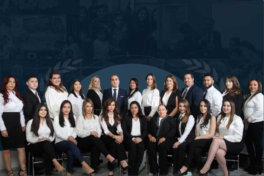 Group Picture of the Drake Law Firm Team.