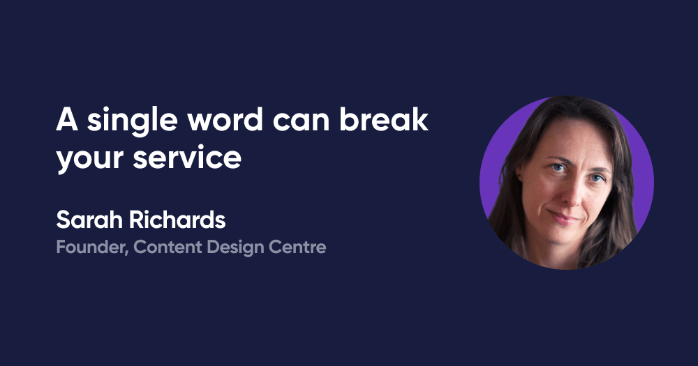 A single word can break your service