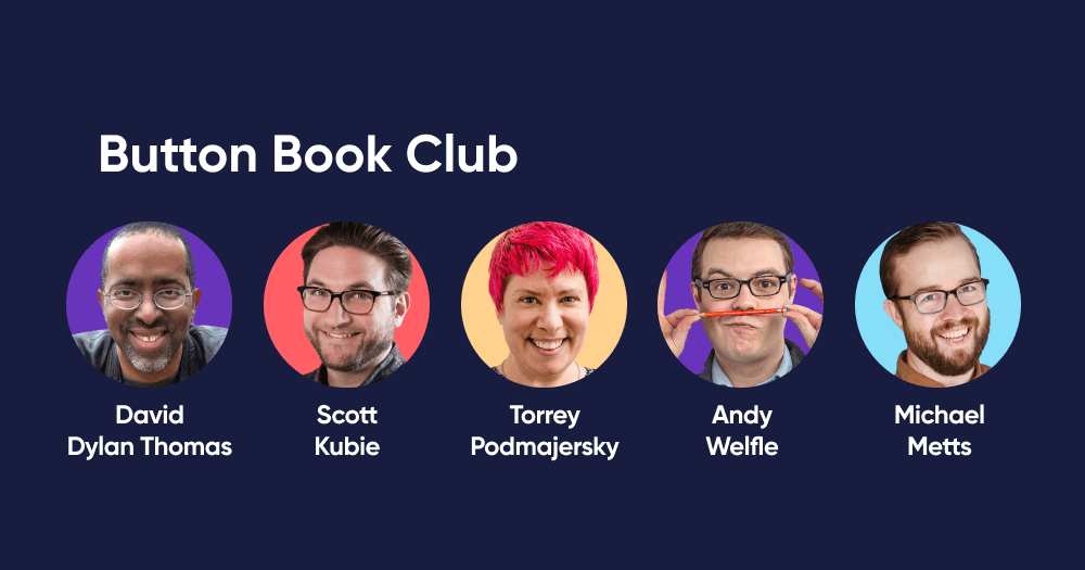 Panel: Button Book Club