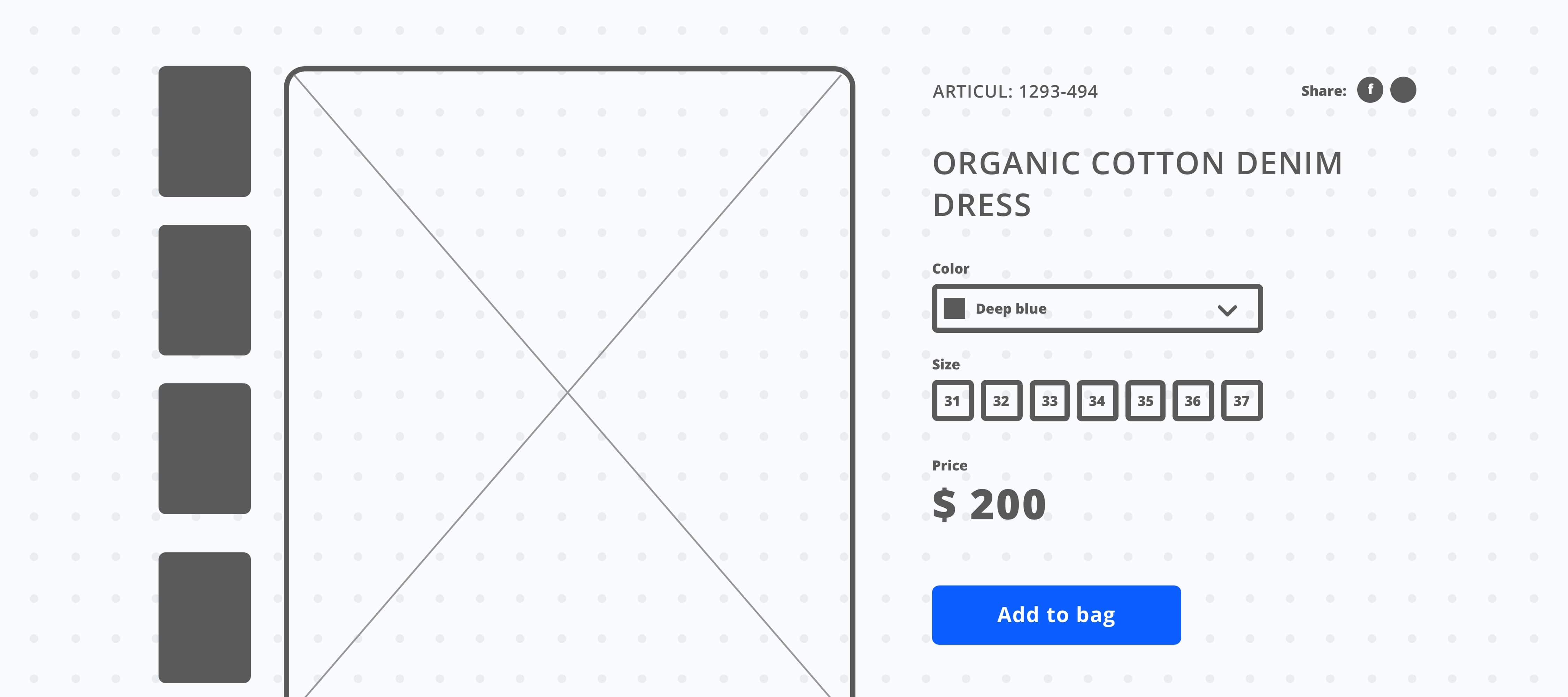 Wireframe Features