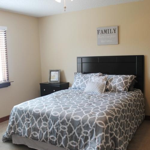 Emporia Presbyterian Manor Independent Living Bedroom