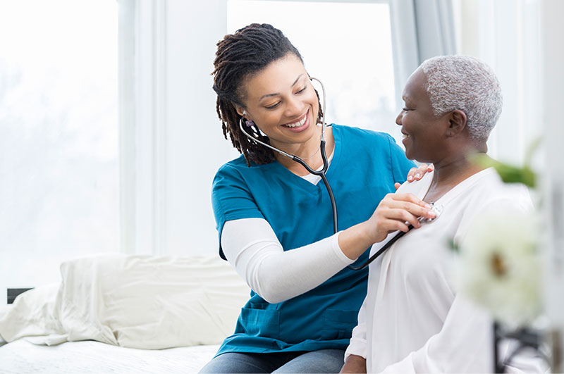 Peace of Mind Image, Skilled Care Services in Richmond, VA