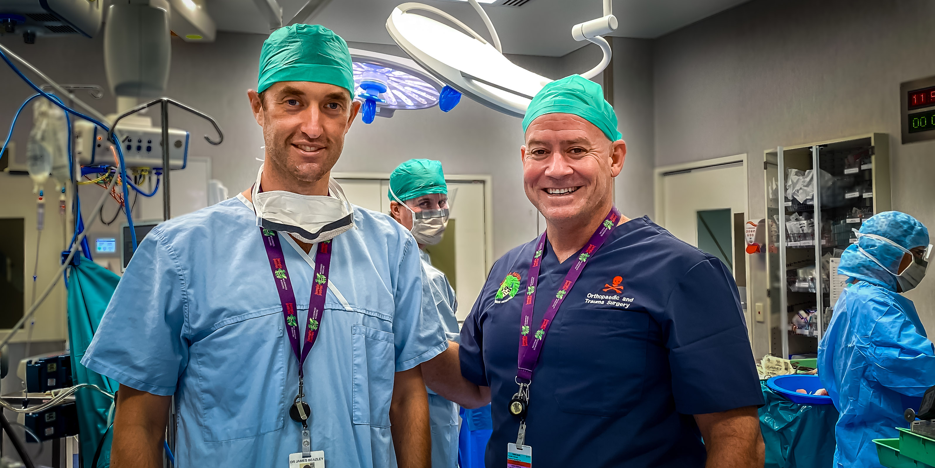 Shoulder Replacement Surgery Cairns Base Hospital