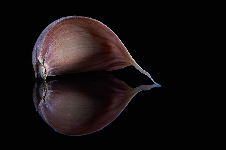 image d'une gousse d'ail