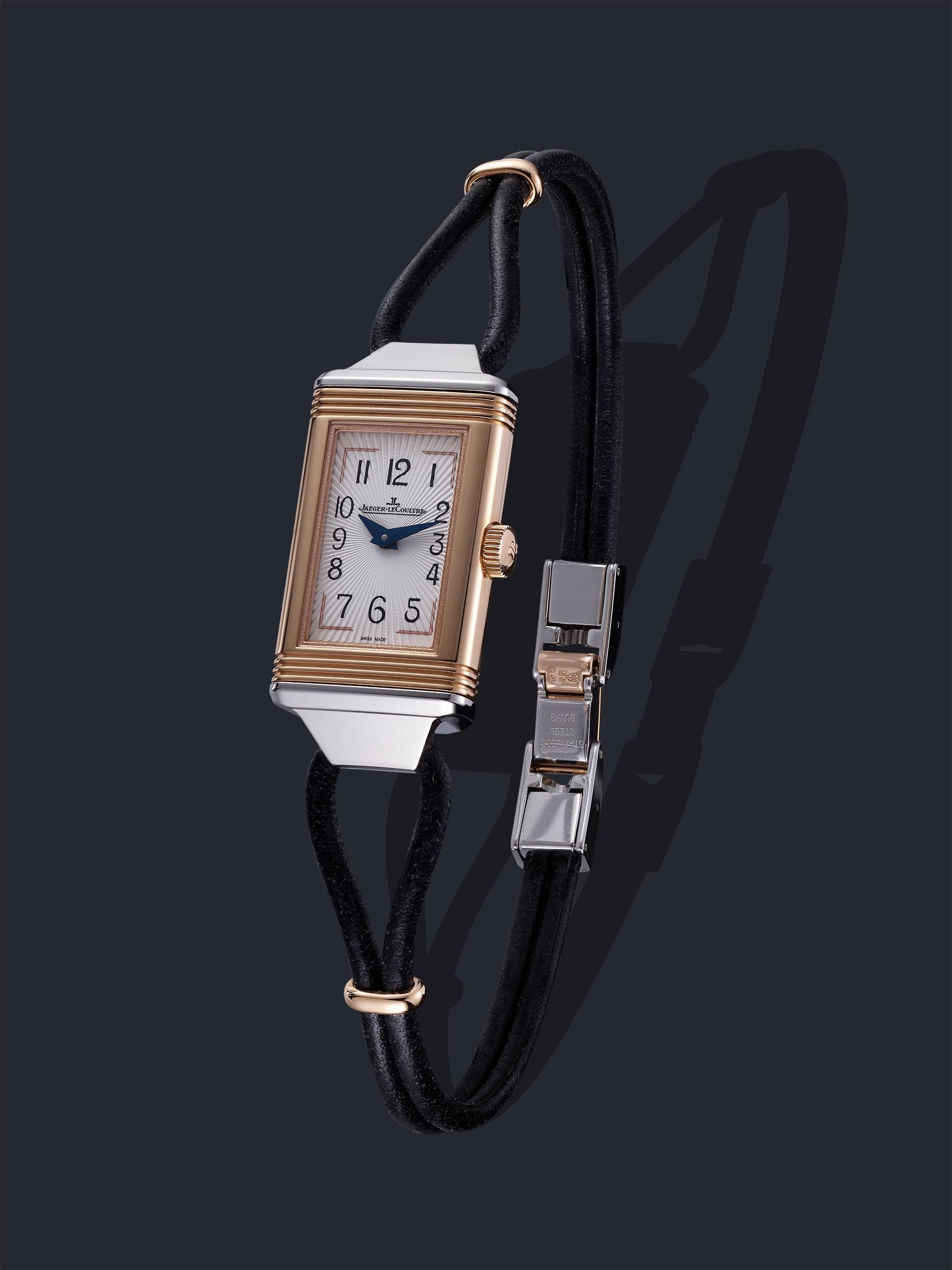 photographie de montres de luxe Jaeger femme