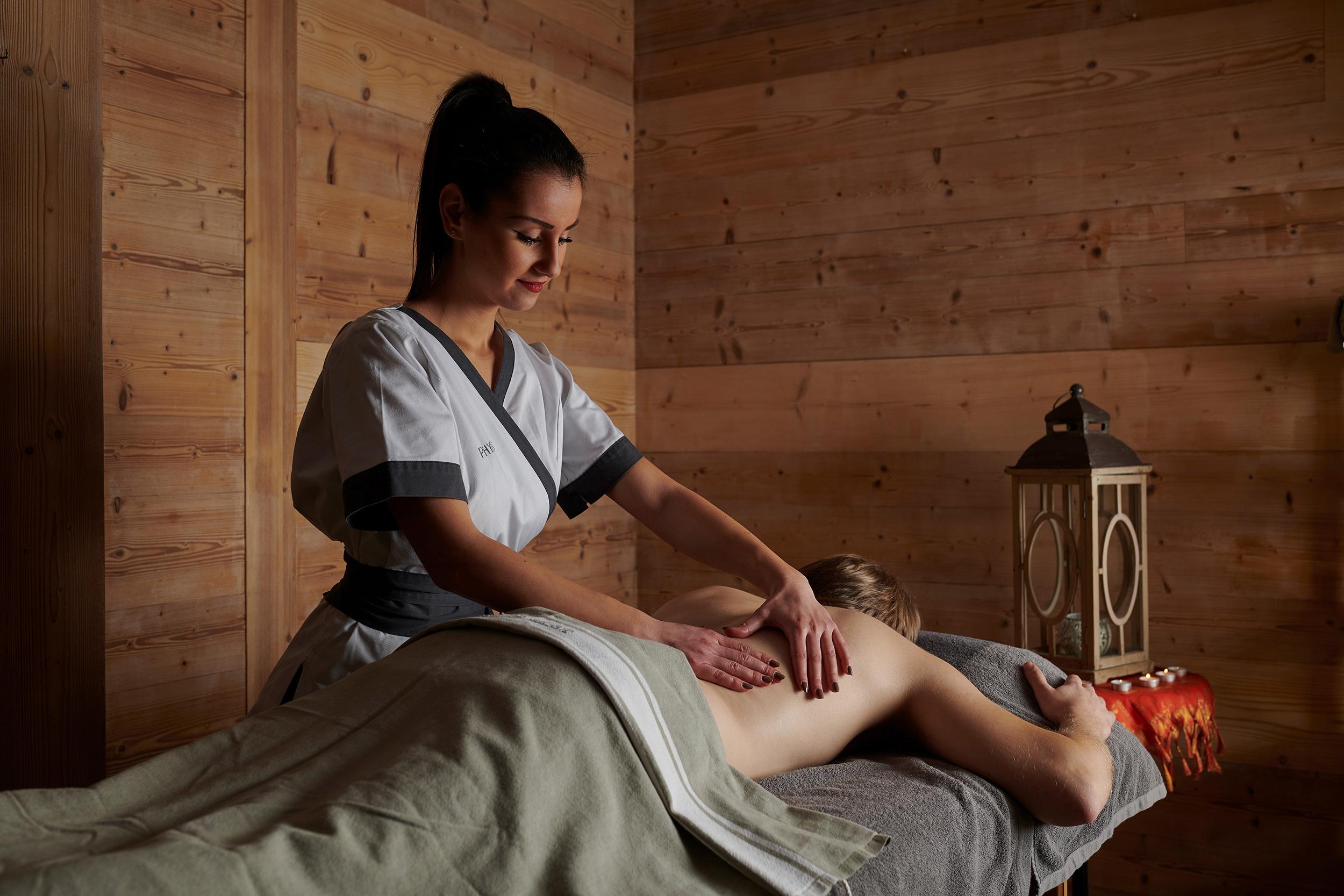 massage im hotel peche de vigne de rodern im elsass
