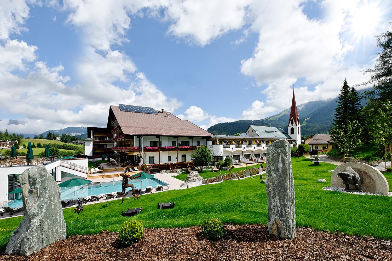 5 Sterne Hotel klosterbrau in Seefeld, Österreich