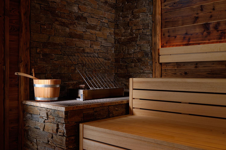Sauna des Hotels Espe Grindelwald