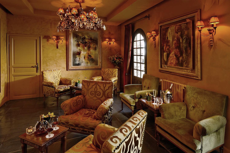 salon du chateau hotel eza