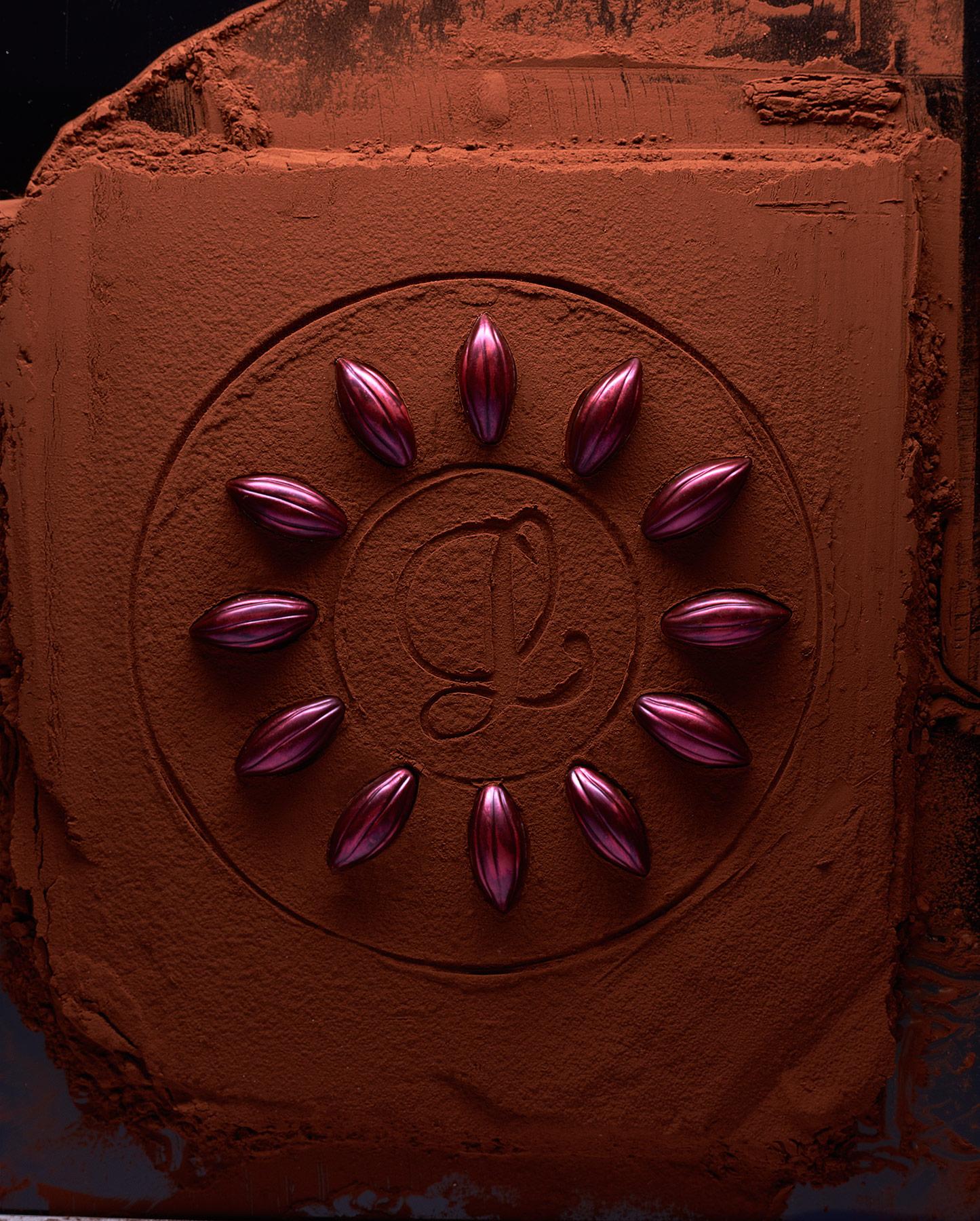 Stillleben Fotografie Lebensmittel Logo Schokolade