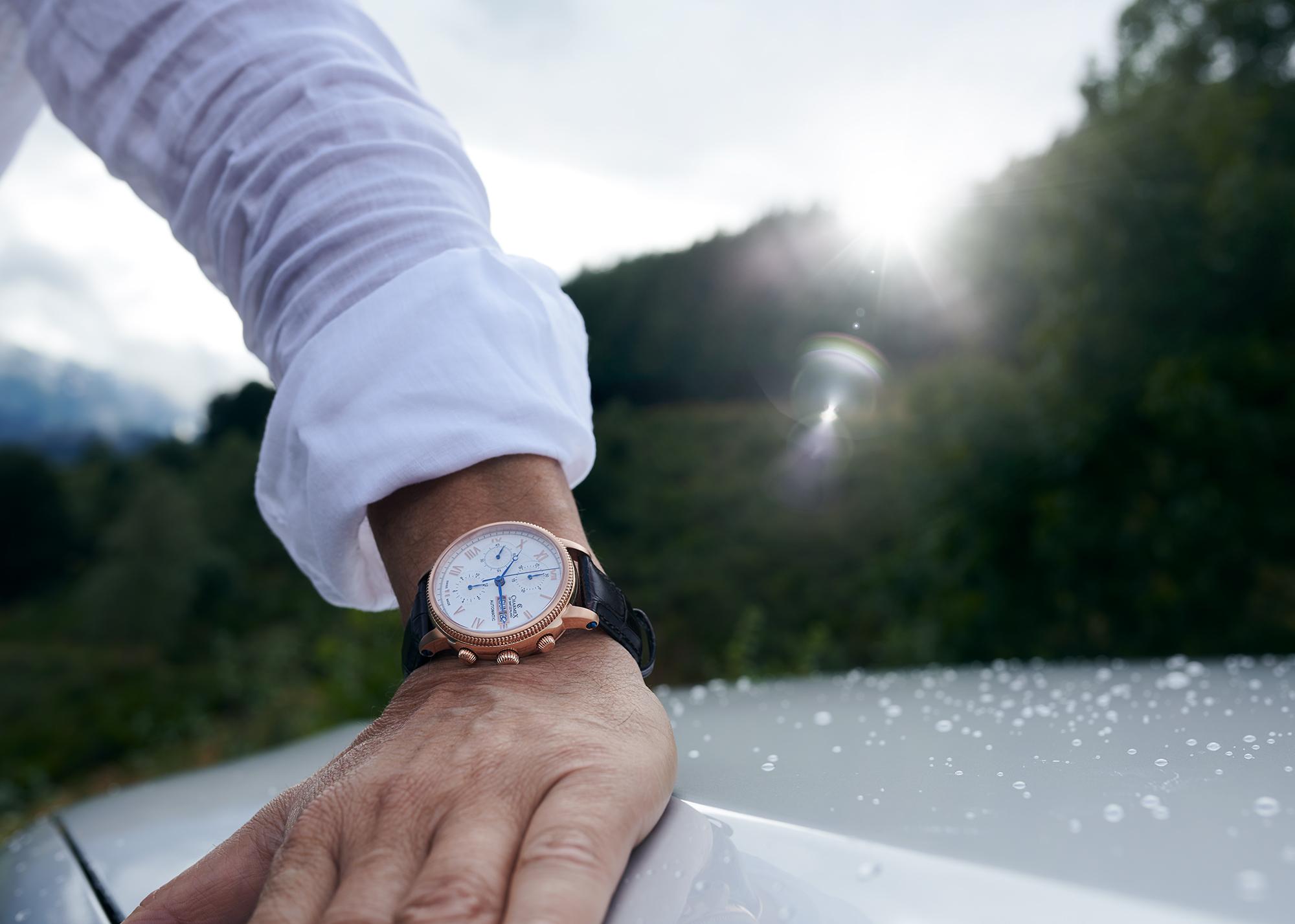 photo de montres pour les réseaux sociaux comme intagram ou facebook