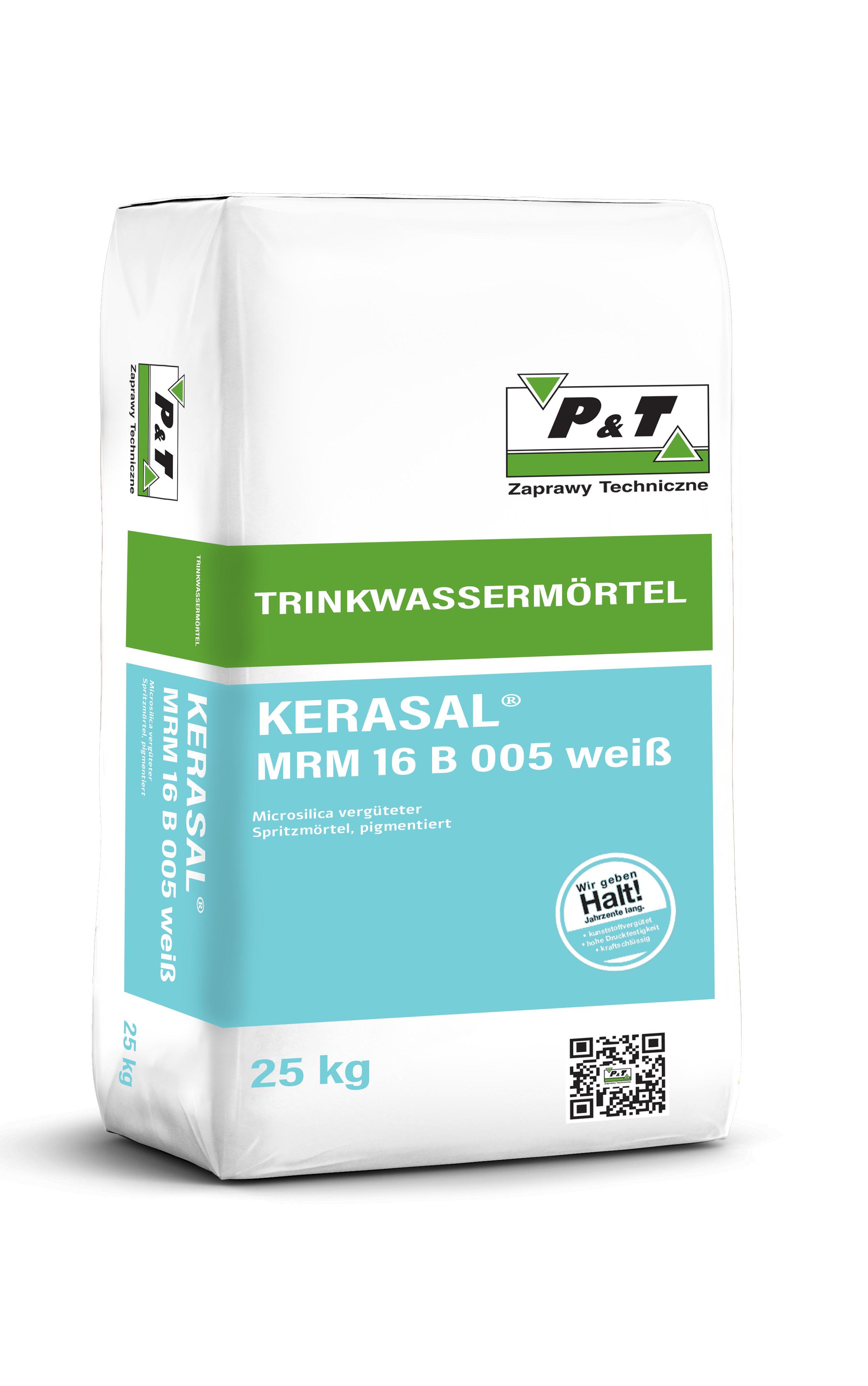 Kerasal MRM 16 B 005 weiß