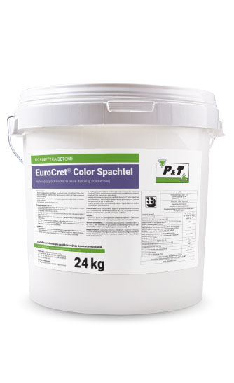 EuroCret Color Spachtel