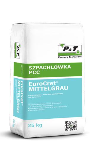 EuroCret Unispachtel Mittelgrau