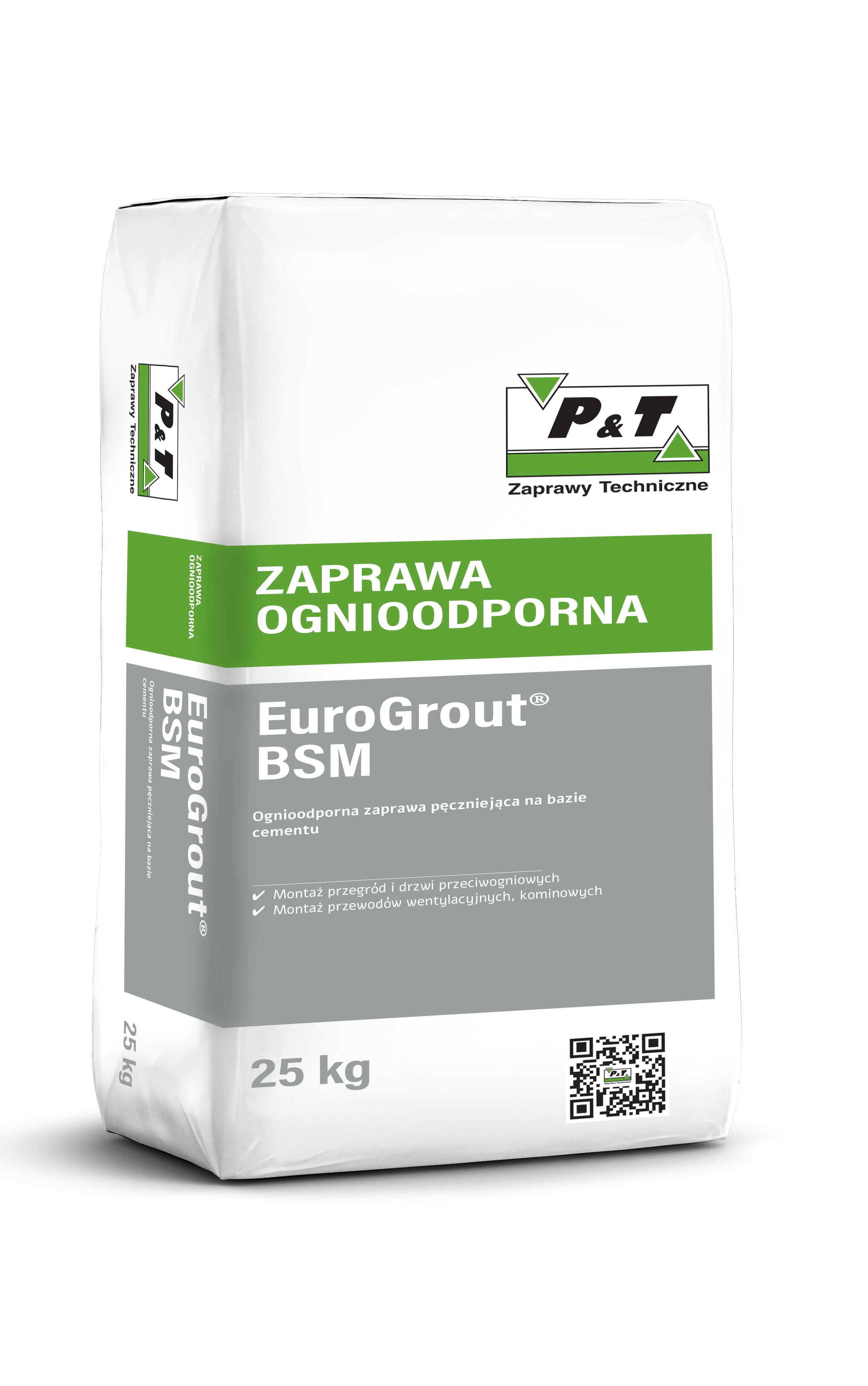 EuroGrout Brandschutzmörtel