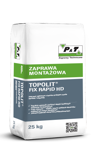 Topolit Fix Rapid HD