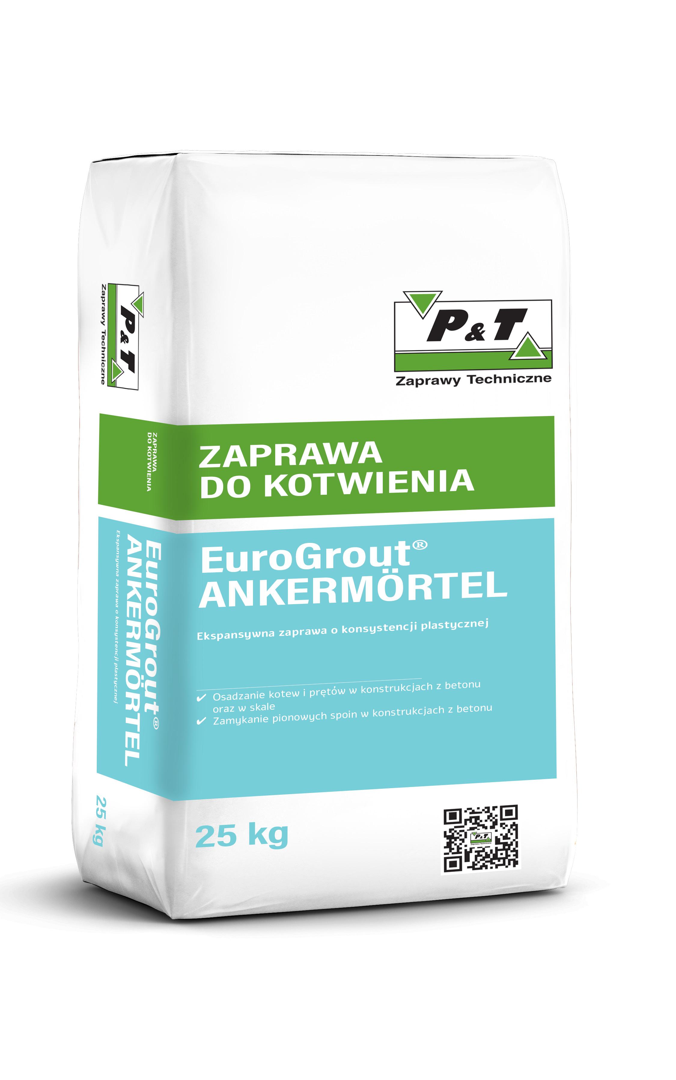 EuroGrout Ankermörtel