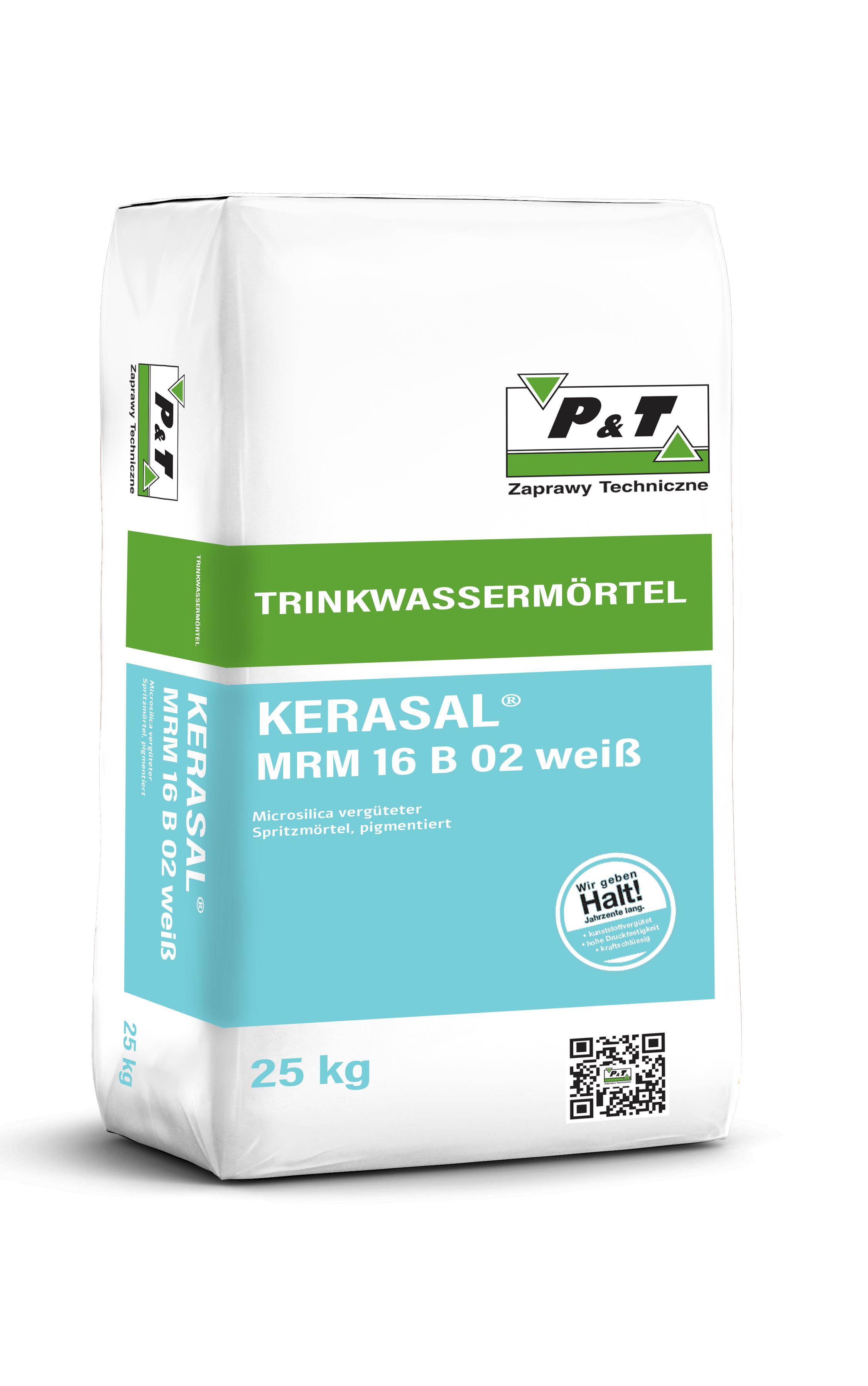 Kerasal MRM 16 B 02 weiß