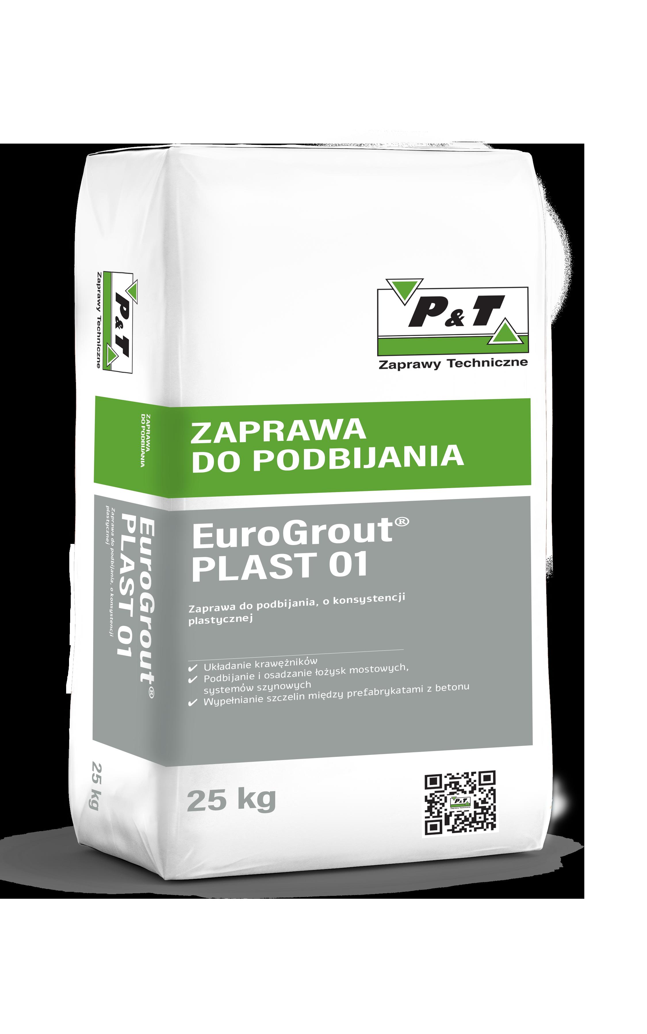 EuroGrout Plast 01, 04