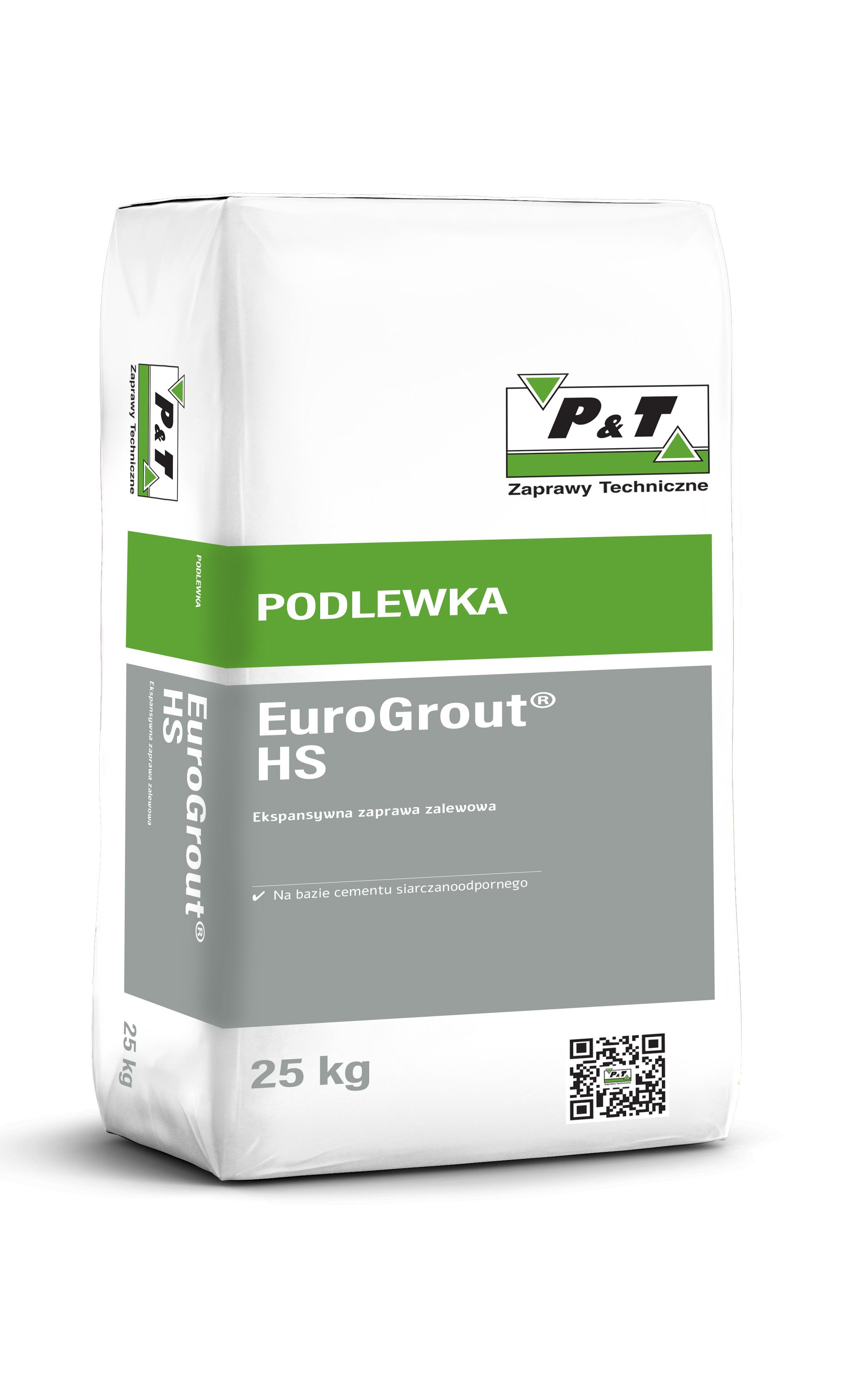 EuroGrout HS 01, 04, 08