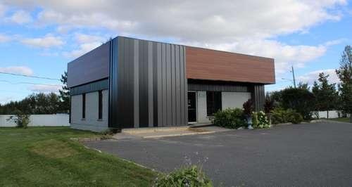 Édifice Municipal, Saint-Henri-de-Taillon