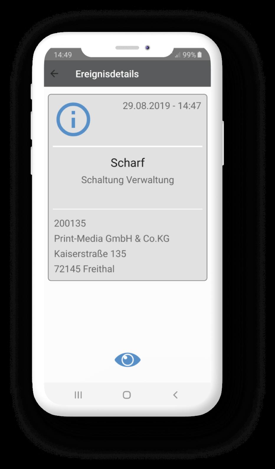 AM notify+ App Vorschau