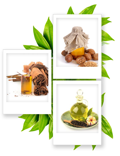 lakessence products of cinnamon clove bud and black pepper