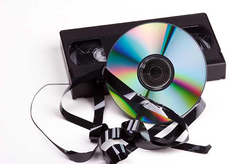VHS/Media Transfer