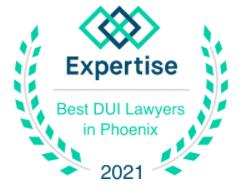 Expertise DUI Award