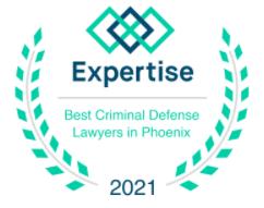 Expertise Criminal Defense Award