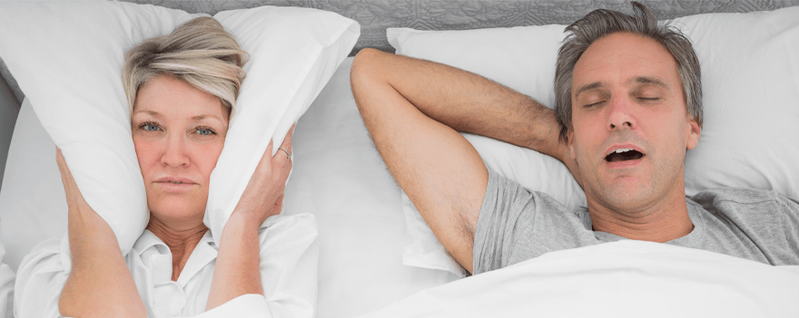 Find relief for snoring and get some rest!
