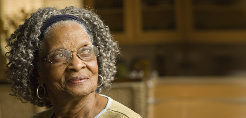 older woman  last will