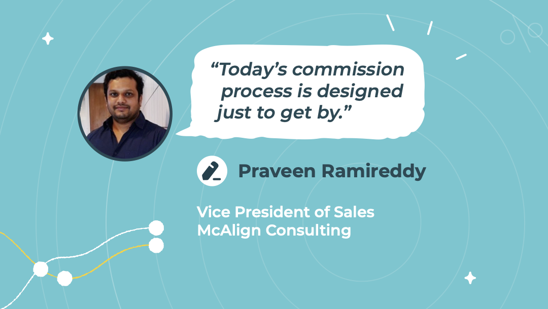 We Need to Talk About Sales Commission Reporting. It's a Game Changer.