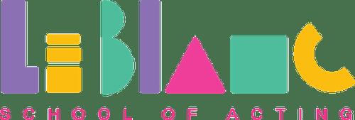 LeBlanc School of Acting logo