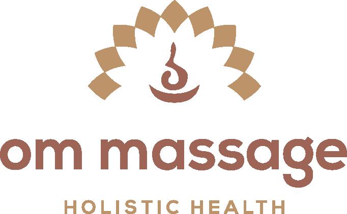 Om Massage Holistic Health logo