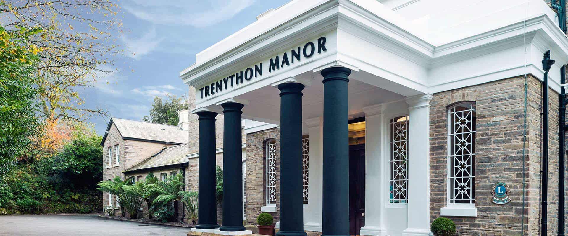 Trenython Manor front