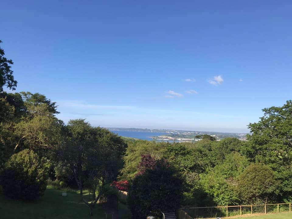 Trenython Manor views