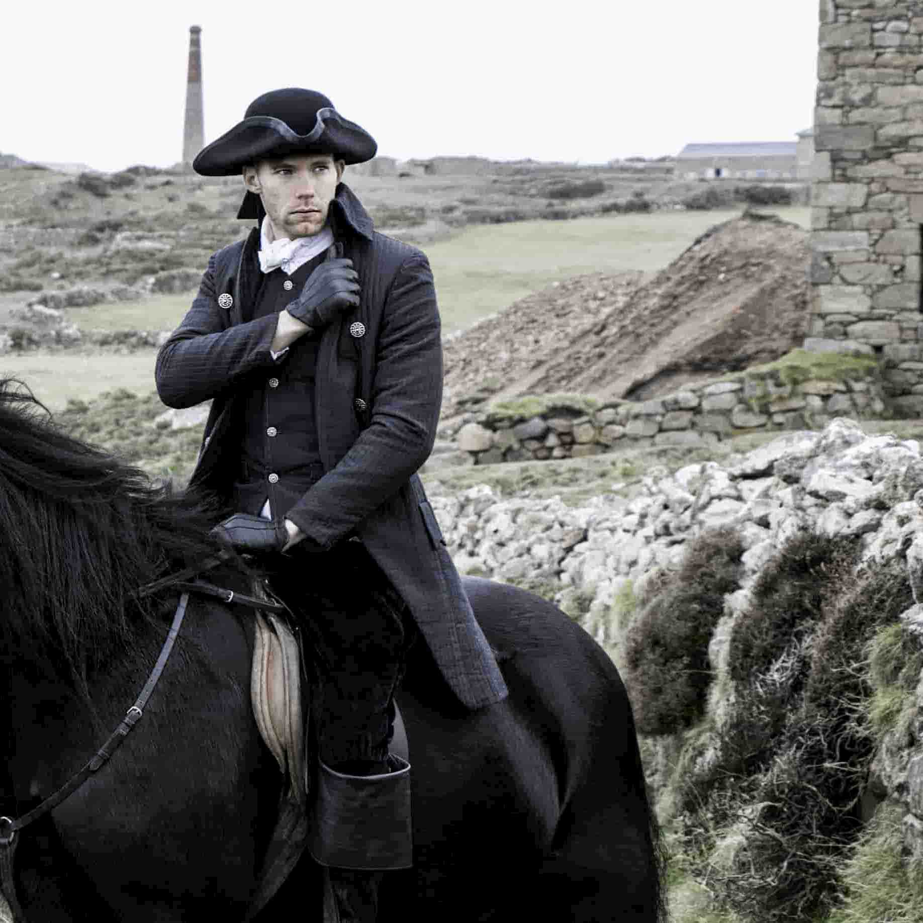 Real Poldark Sites and Poldark Filming Locations