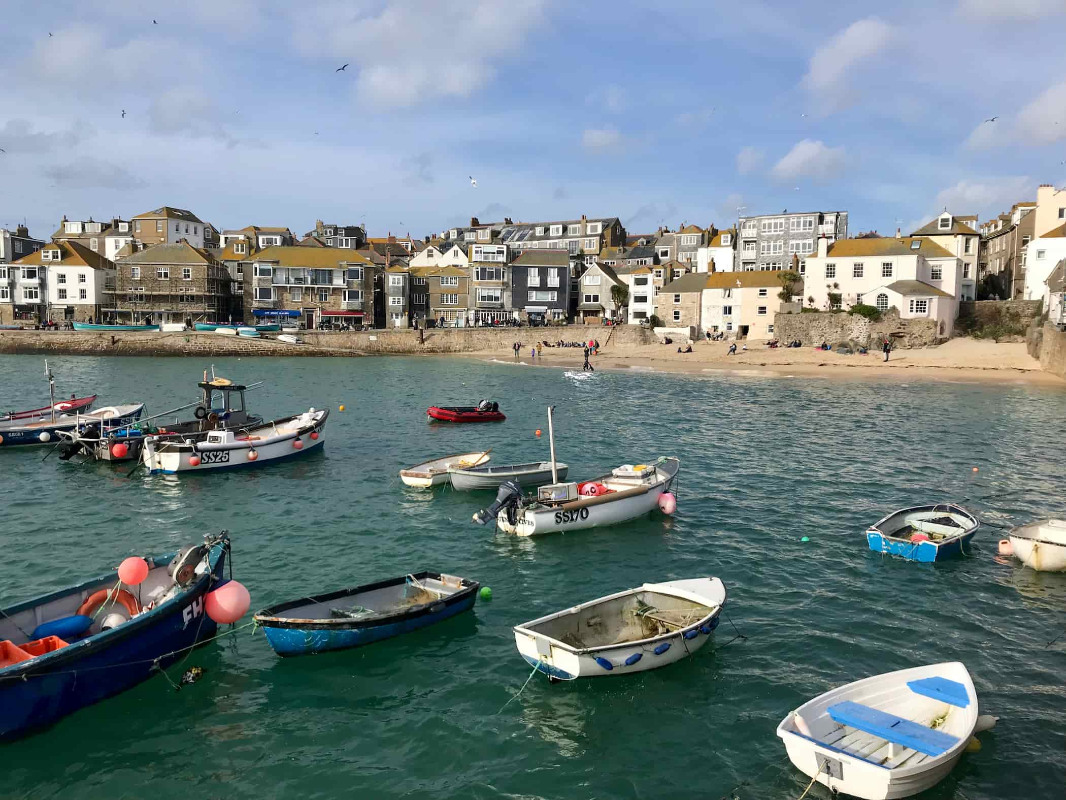 Highlights of Cornwall by Train