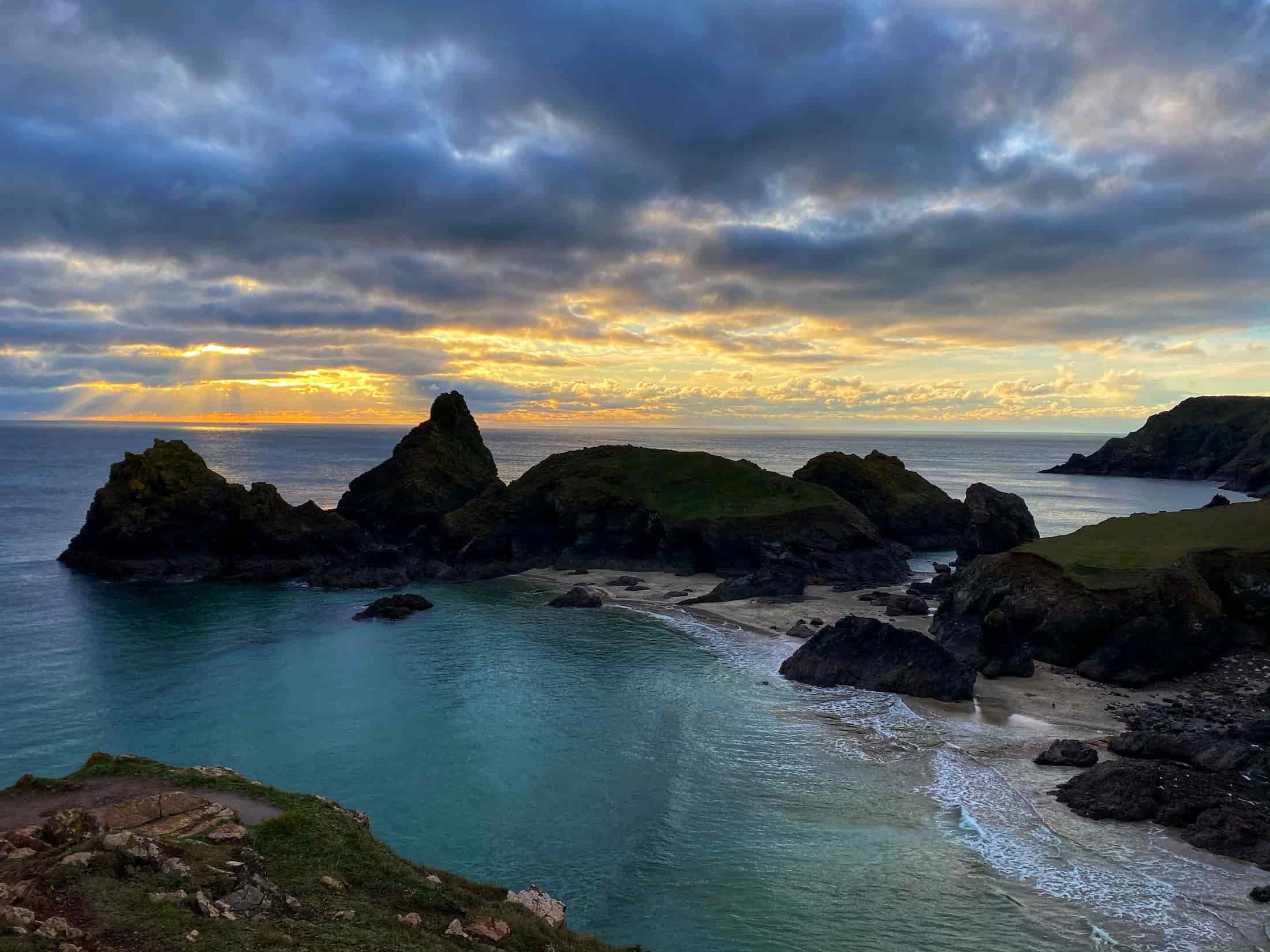 Cornwall's South Coast