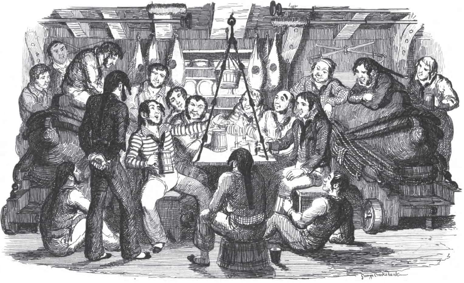 The Rise of the Sea Shanty