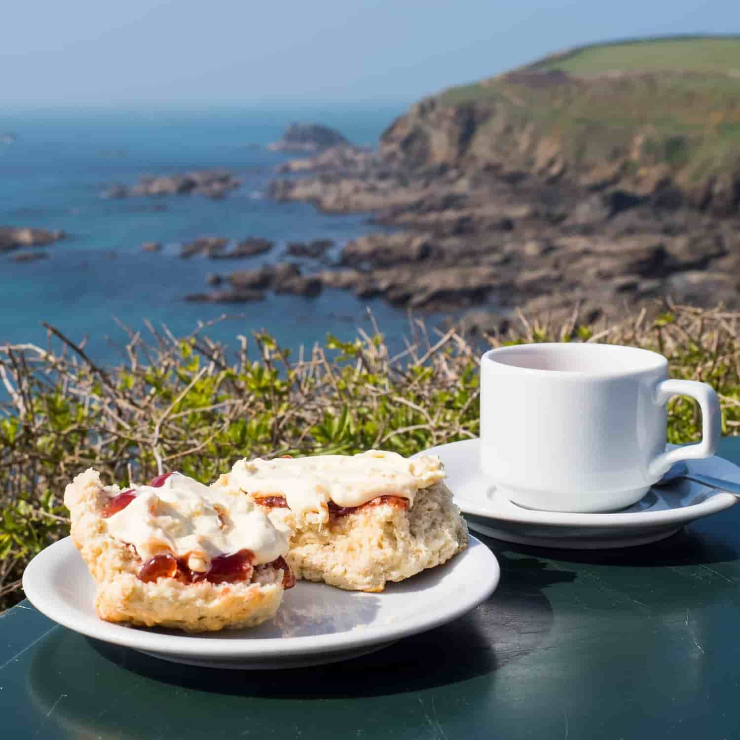 Why Cornwall is a Foodie Heaven