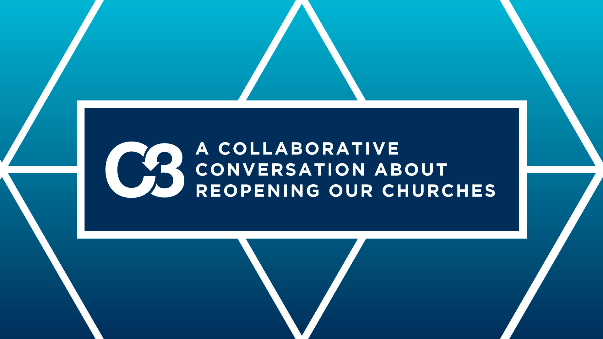 A Conversation About Reopening Our Churches