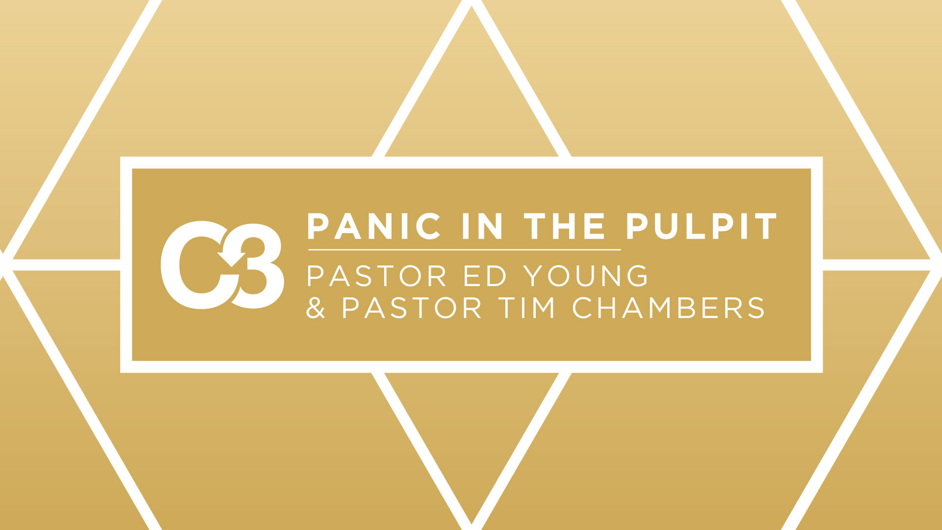 Panic In The Pulpit