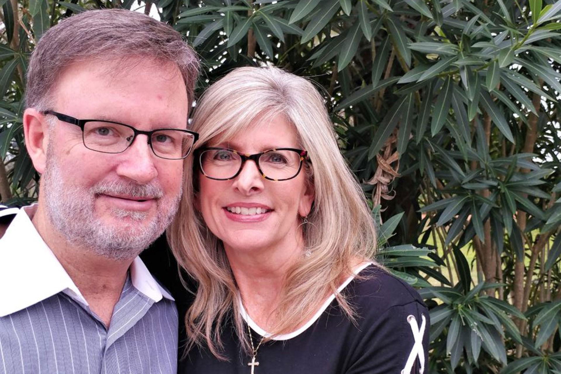 Dr. Mark & Beth Denison