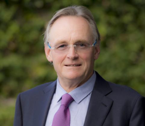 Dr David Parkins