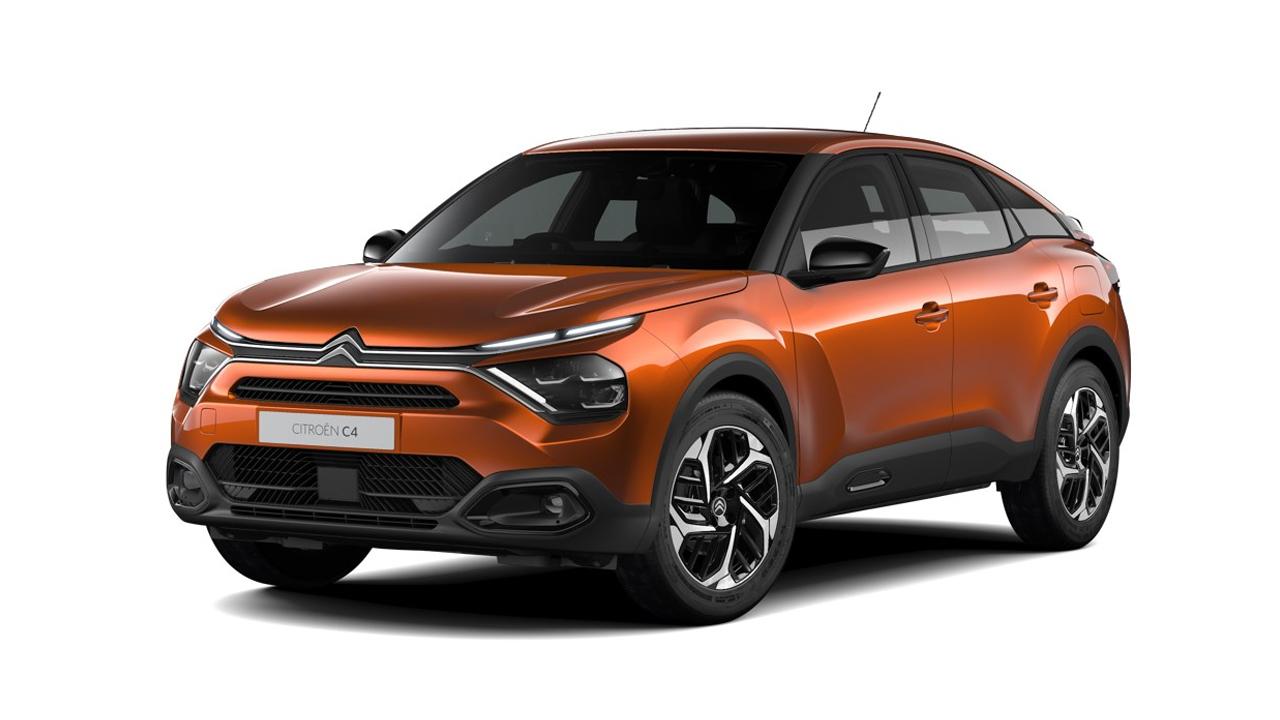 Citroën New C4